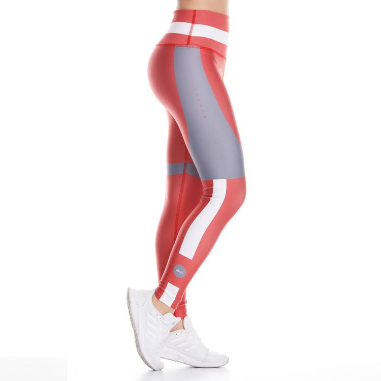 Leggings-Rojo-Para-Mujer